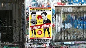 Hedi Slimane vs Raf Simons by William Rankin | Source: NY Times