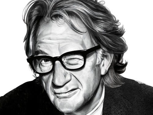 Sir Paul Smith by Rankin   Source: Hunger TV