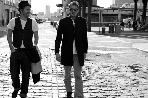 Marcus Wainwright and David Neville of Rag & Bone | Source: Rag & Bone