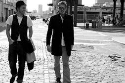 Marcus Wainwright and David Neville of Rag & Bone   Source: Rag & Bone