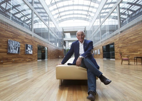 aldo ceo on the secrets of his global success