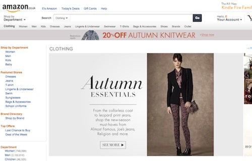 Amazon screen shot   Source: Amazon.co.uk
