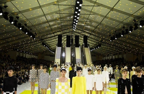 Louis Vuitton Spring/Summer 2013 | Source: Nowfashion