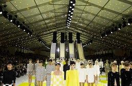 Louis Vuitton Spring/Summer 2013 | Source: Nowfashion