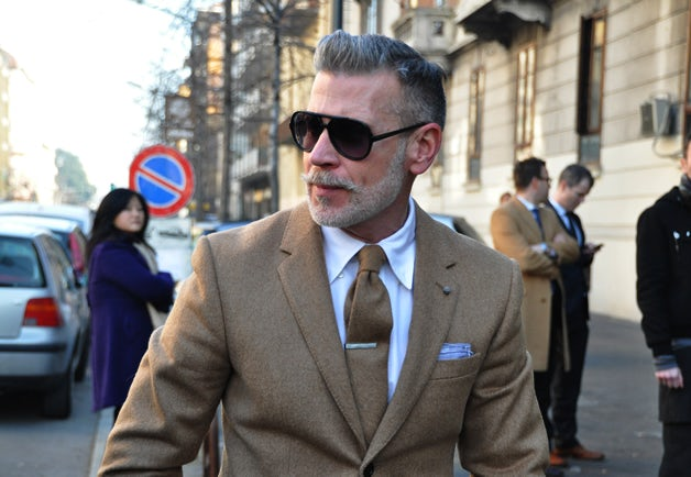 Nick Wooster Photo: Tommy Ton