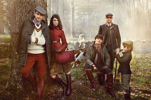 Tommy Hilfiger Autumn/Winter 2012 | Source: Tommy Hilfiger