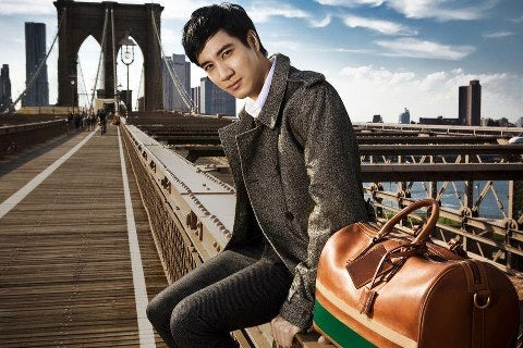 Wang Leehom for Coach | Source: Coach