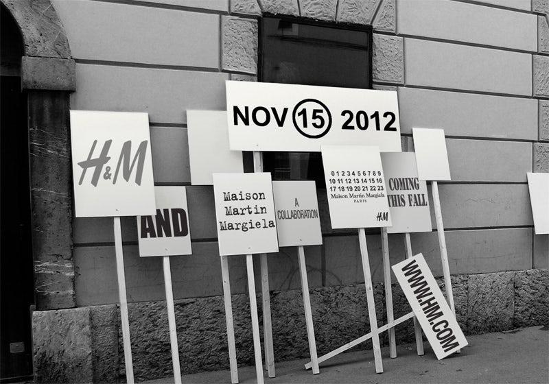 Maison Martin Margiela for H&M | Source: H&M