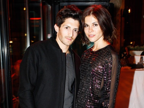 Nick Axelrod and Emily Weiss of Into The Gloss | Photo: David X Prutting/BFAnyc.com