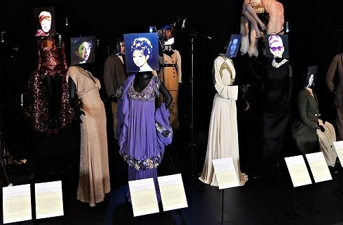Hollywood Costume exhibition   Source: BBC News