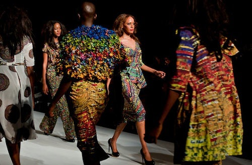 African investment, Gap quells fears, Abercombie boost, Philanthropic fashion, Working woman
