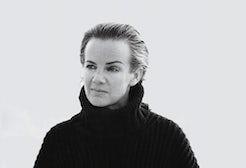 Jil Sander by Peter Lindbergh | Source: WSJ