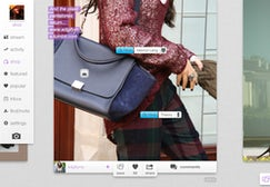 Screenshot of the Pose iPad App | Source: Pose