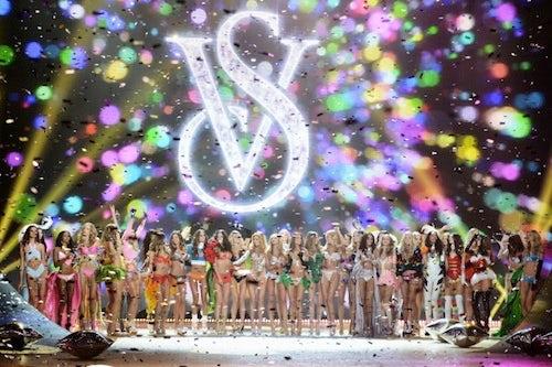 Victoria's Secret Fashion Show 2012   Source: Global Beauties