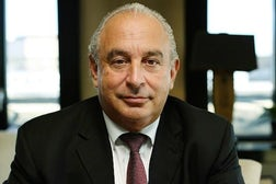 Sir Philip Green by Ben Gurr | Source: The Times