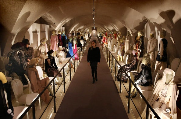 Valentino: Master of Couture | Photo: Peter Macdiarmid/Getty Images Europe