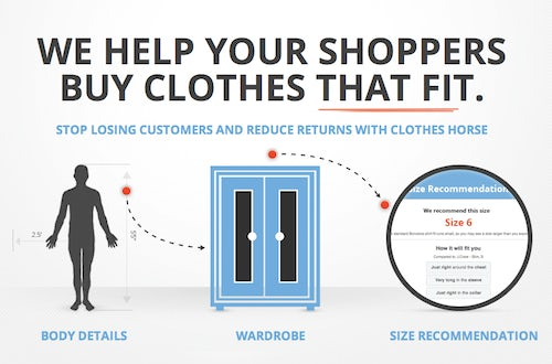 Clotheshor.se   Source: Clothes Horse