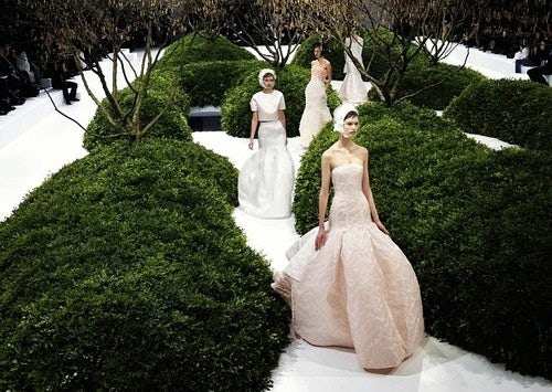 Christian Dior Couture S/S 2013   Photo: BoF