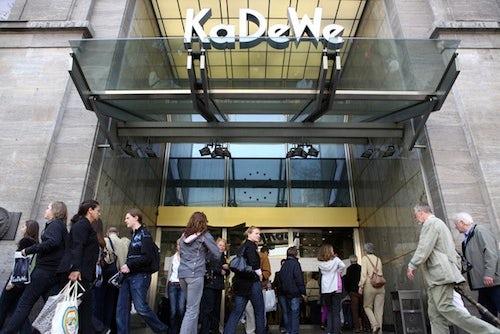 Kaufhaus des Westens, Berlin | Source: Bloomberg