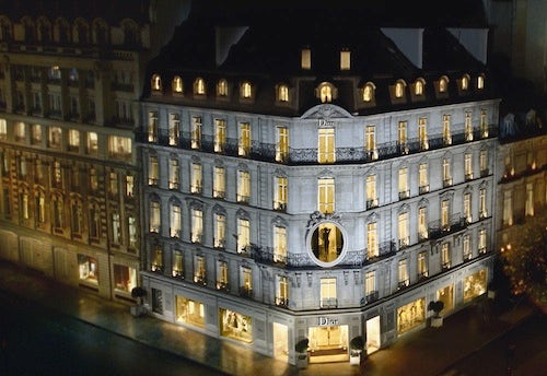 LVMH Avenue Montaigne Paris | Source: LVMH
