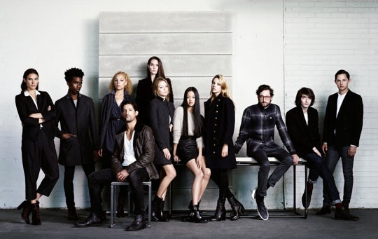 AllSaints chief on a mission to create brand in Asia and America