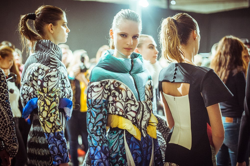 Photo Diary | LFW: Mary Katrantzou, Jonathan Saunders, Peter Pilotto, Christopher Kane, Erdem
