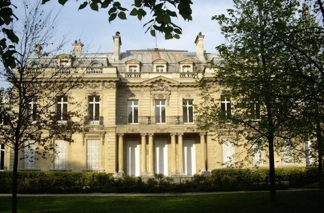 Hôtel Salomon de Rothshild   Source: Wikimedia Commons / Mu
