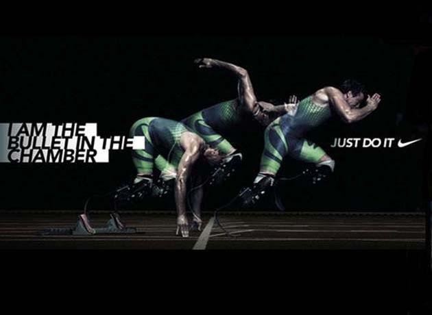 Oscar Pistorius Nike Ad | Source: Nike