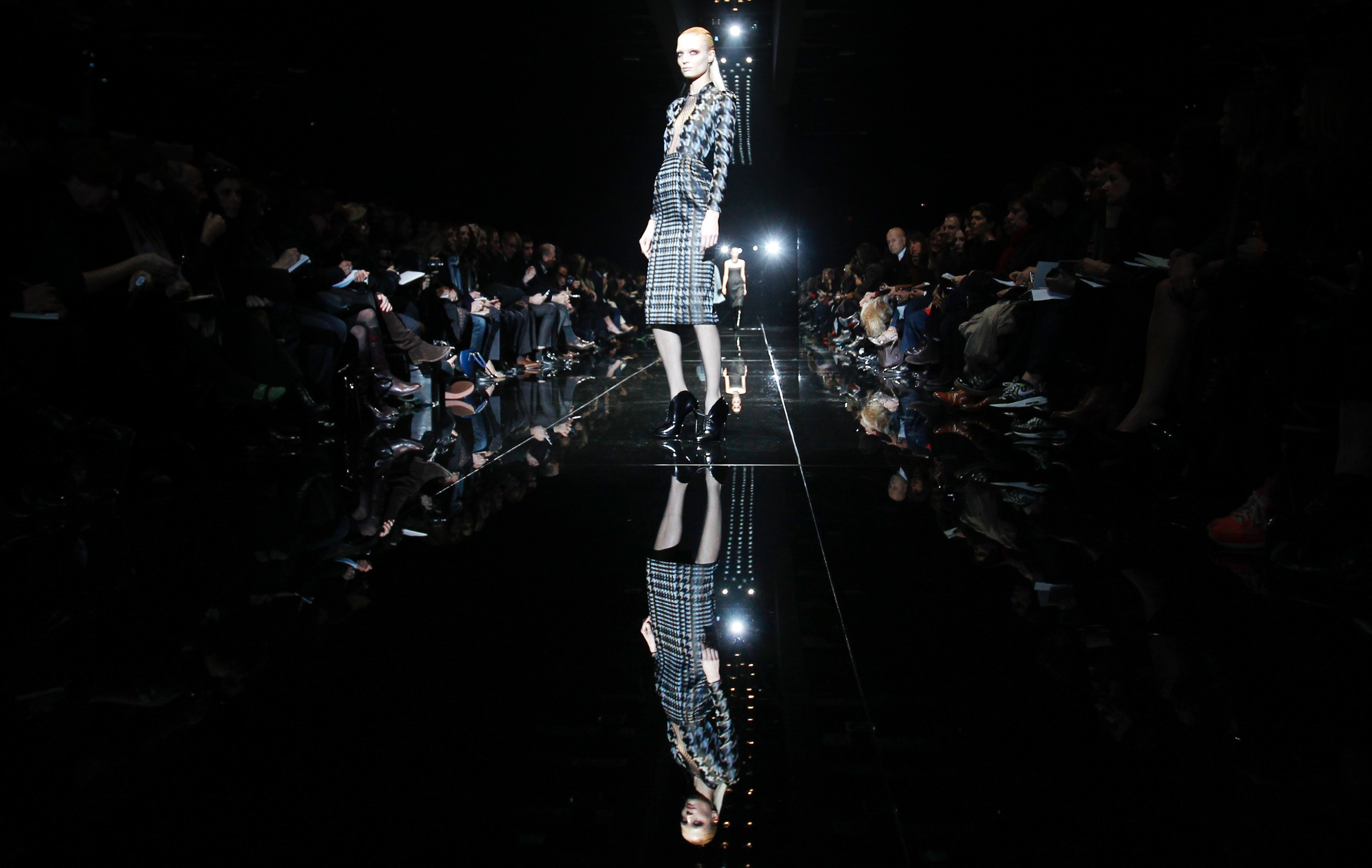 Gucci Autumn/Winter 2013 | Source: Reuters