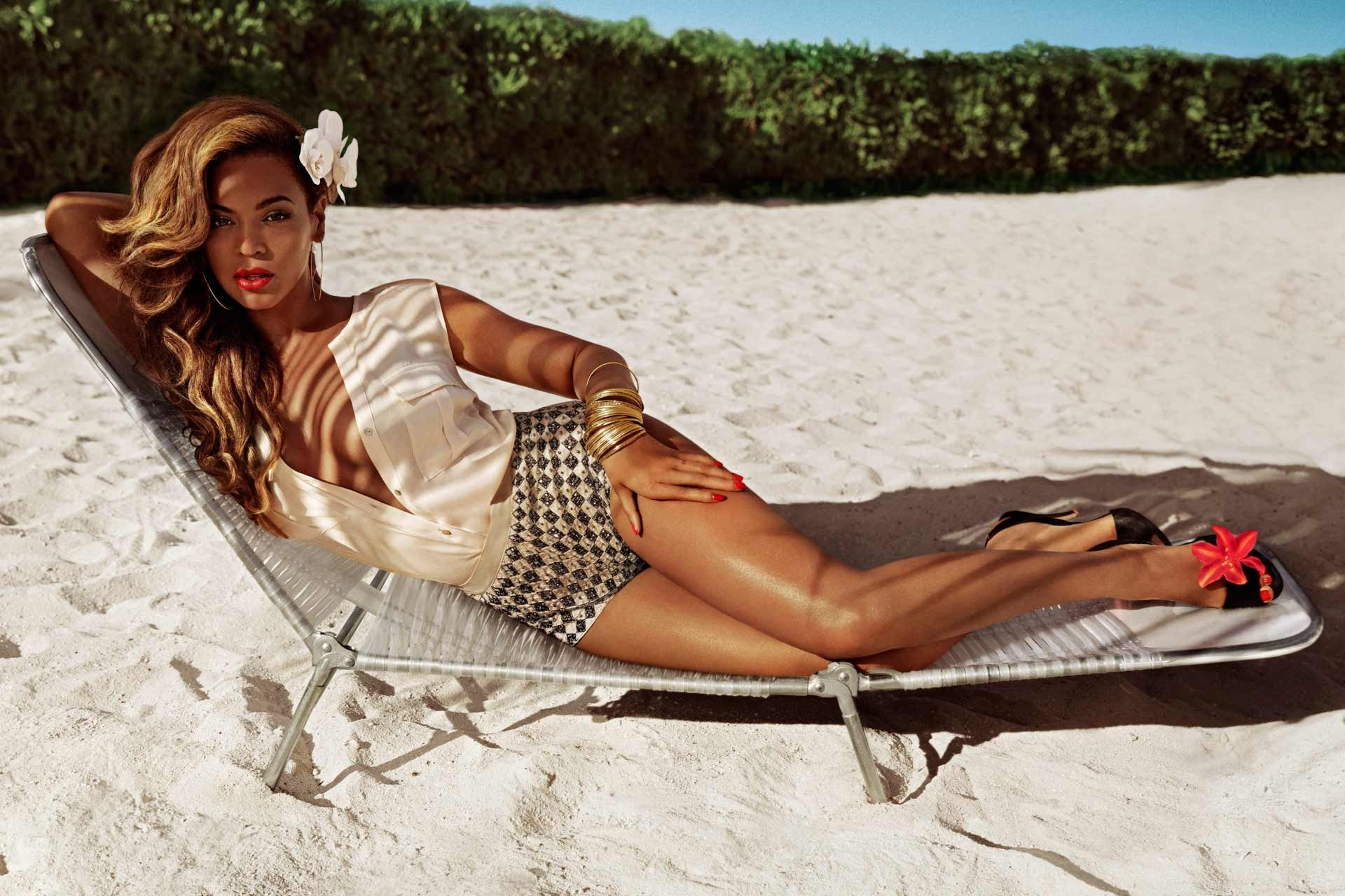 Beyonce for H&M | Source: H&M