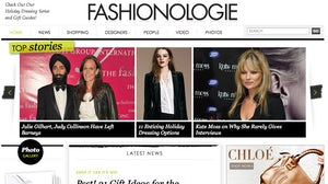 Fashionologie screenshot   Source: Wayback Archive