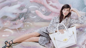 Mulberry Spring/Summer 2013 Campaign | Source: Mulberry