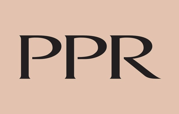 PPR Logo | Source: PPR