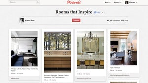 """Rooms that Inspire"" on Peter Som's Pinterest   Source: Pinterest"