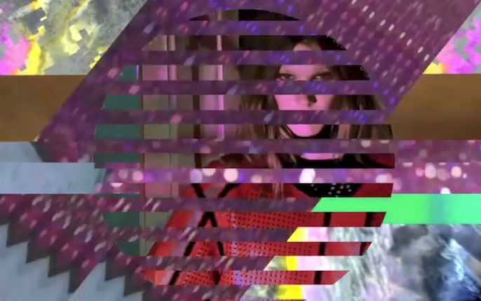 Still from Proenza Schouler's S/S 2013 video