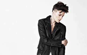 Model Casey Legler: is she the perfect man?