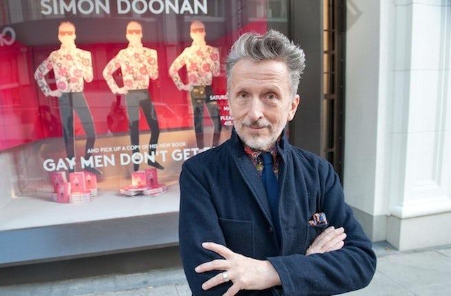 Simon Doonan   Source: Barneys New York