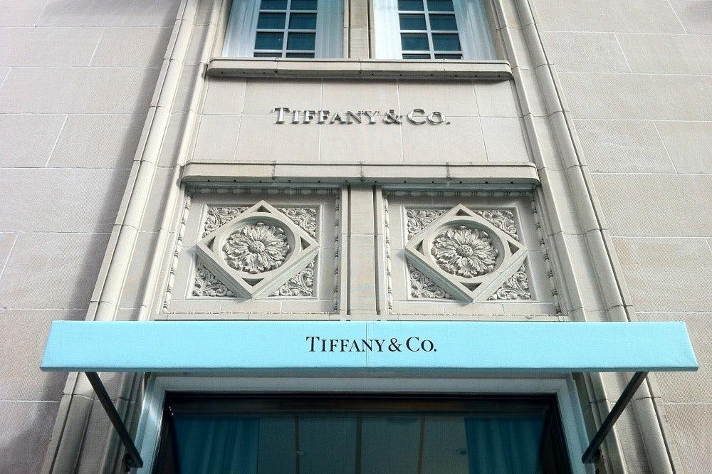 Tiffany & Co. store | Source: Tiffany & Co
