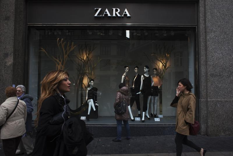 Zara store | Source: Reuters