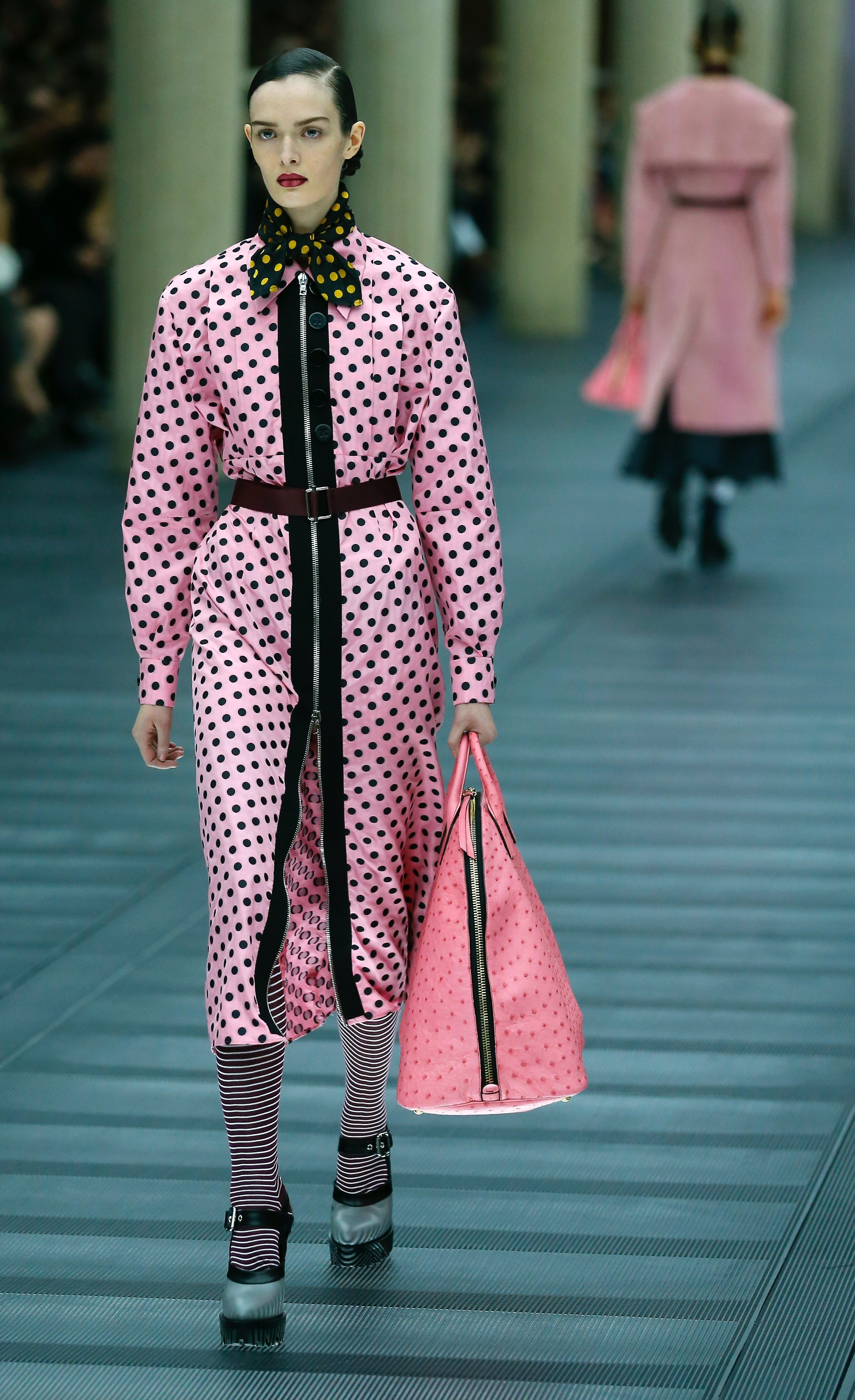 Miu Miu A/W 2013 | Source: Associated Press