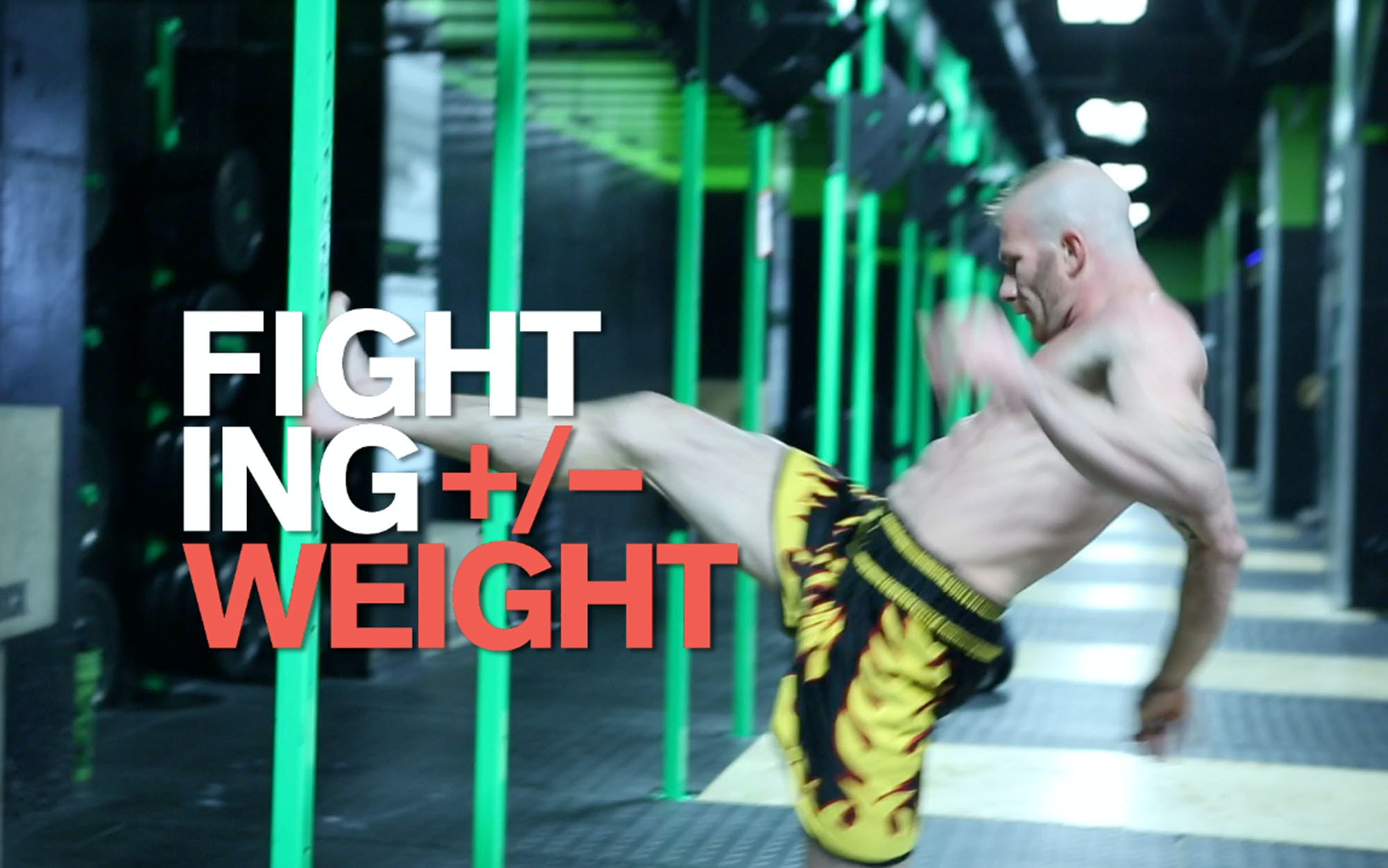 Fighting Weight on GQ TV Screenshot | Source: Associated Press