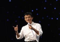 Jack Ma, Founder of Alibaba.com   Source: Reuters