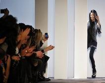 Vera Wang takes a bow | Source: Reuters