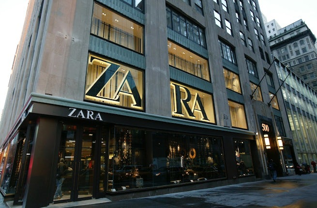 Inditex First-Half Earnings Beat Estimates on Online Expansion