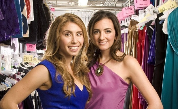Rent the Runway co-founders Jennifer Fleiss and Jennifer Hyman | Source: Guest of a Guest