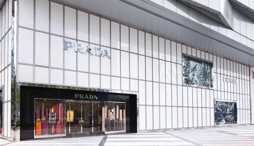 Prada Store in Chengdu, China | Source: Prada