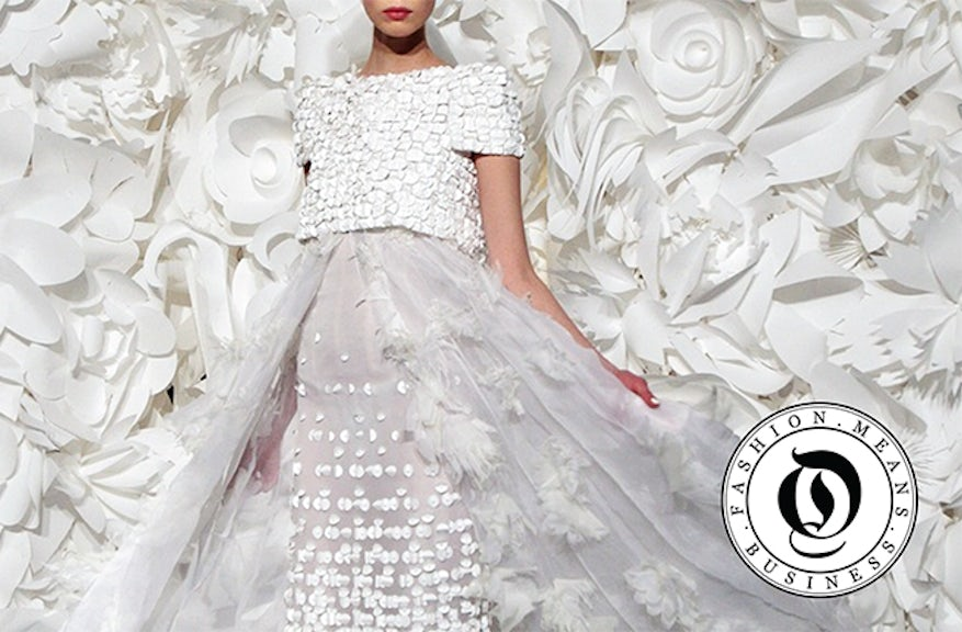 Fashion means business haute couture opinion bof for What does haute couture mean