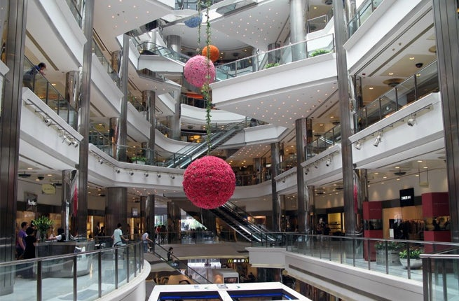 Plaza 66 Mall in Shanghai | Source: Wanderfly