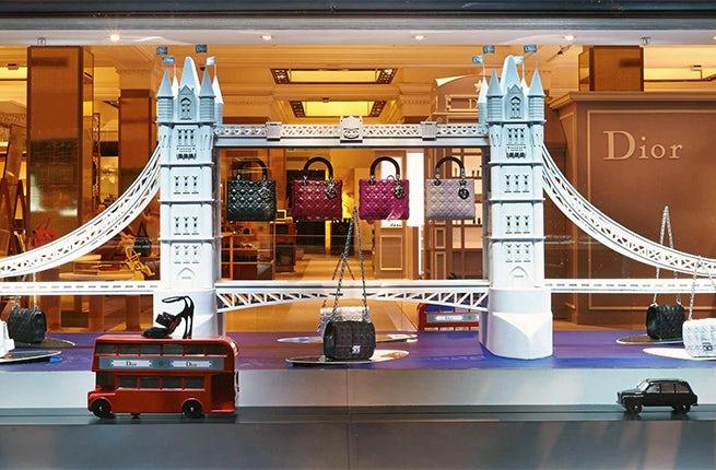 'So Dior' at Harrods | Photo: Courtesy Dior