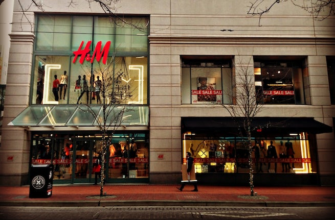 H&M Store | Source: Retail Digital